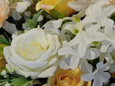 Bukiety kwiatów 3