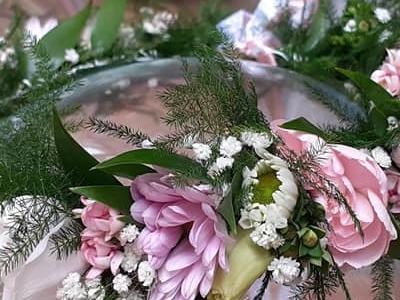 Bukiety kwiatów 7